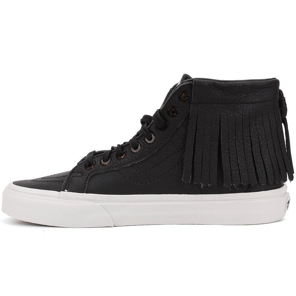 1eebf059fb Shop Vans SK8-HI MOC (TORTOISE) mens fashion-sneakers VN-A344L - black    blanc de blanc - Free Shipping On Orders Over  45 - Overstock - 18536284