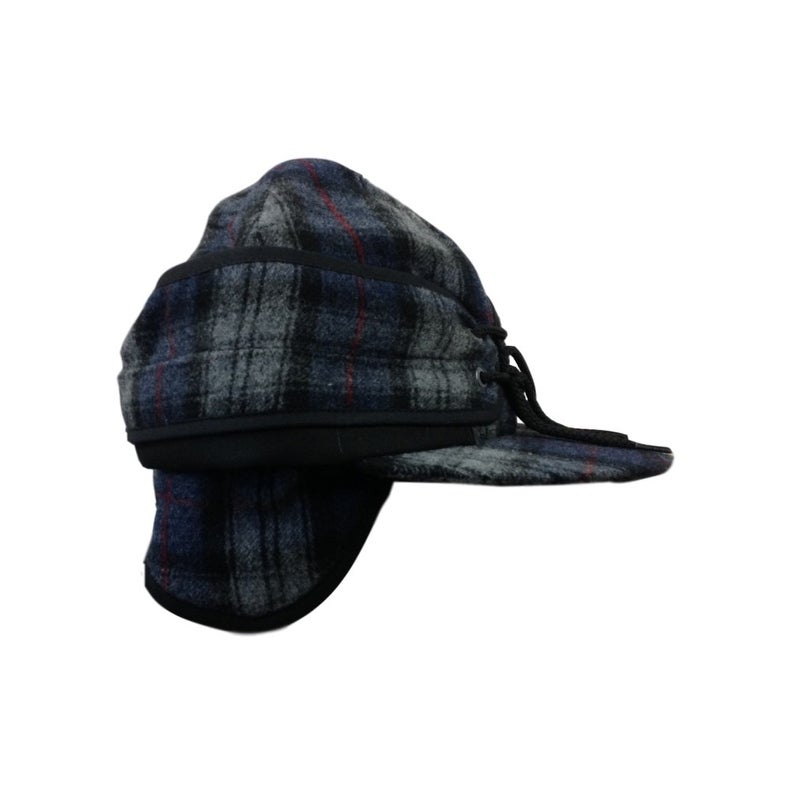 Shop Magill Outdoor Hat Adult Wool Scotch Railroad Cap Plaid R104 - Free  Shipping On Orders Over  45 - Overstock - 15835863 a56146cb7e2