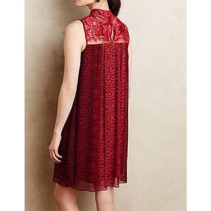 570584bfe5ddb Shop Anthropologie Amara Swing Dress - Free Shipping Today ...