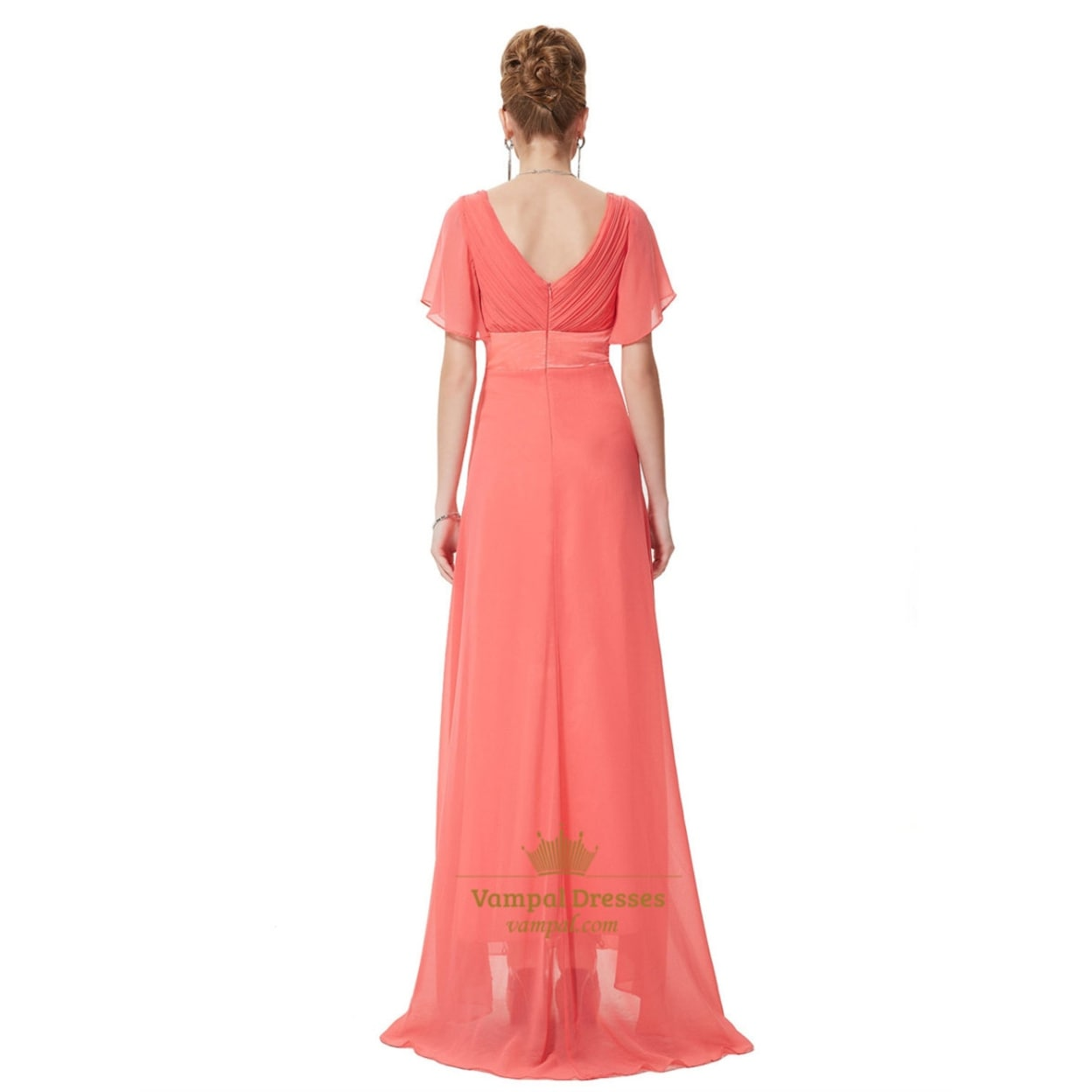 8bb64db89fdc8 Shop Coral Mother Of The Bride Dresses