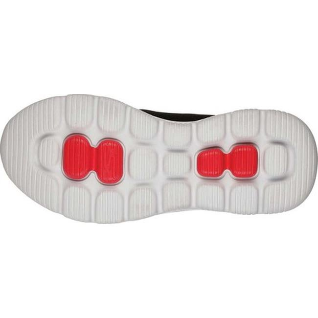 16ed5c826105 Shop Skechers Men s GOwalk Evolution Ultra Enhance Walking Shoe Black Red -  Free Shipping Today - Overstock - 27348326