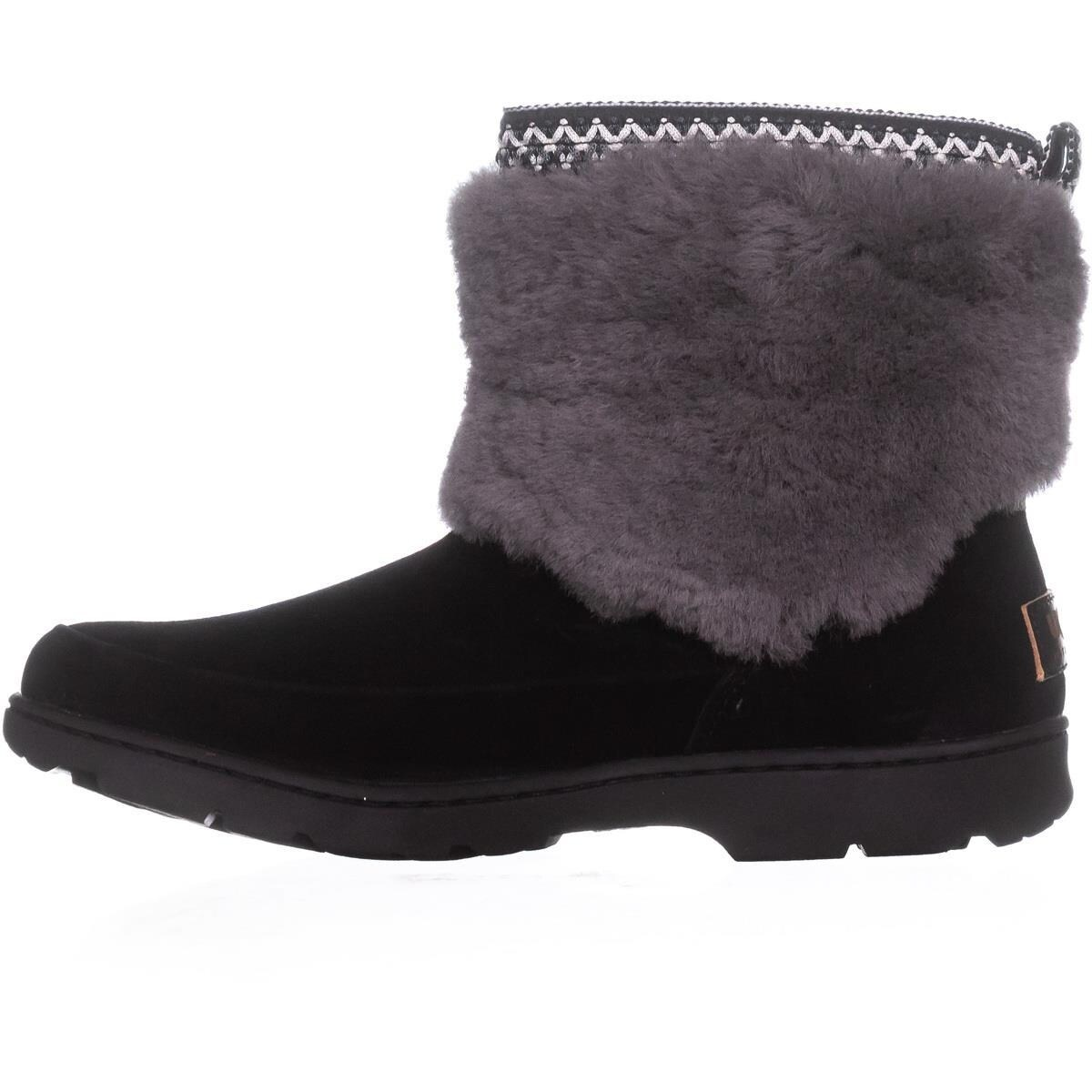 58108150f38 Shop UGG Australia Brie Side Pom Pom Pull On Boots