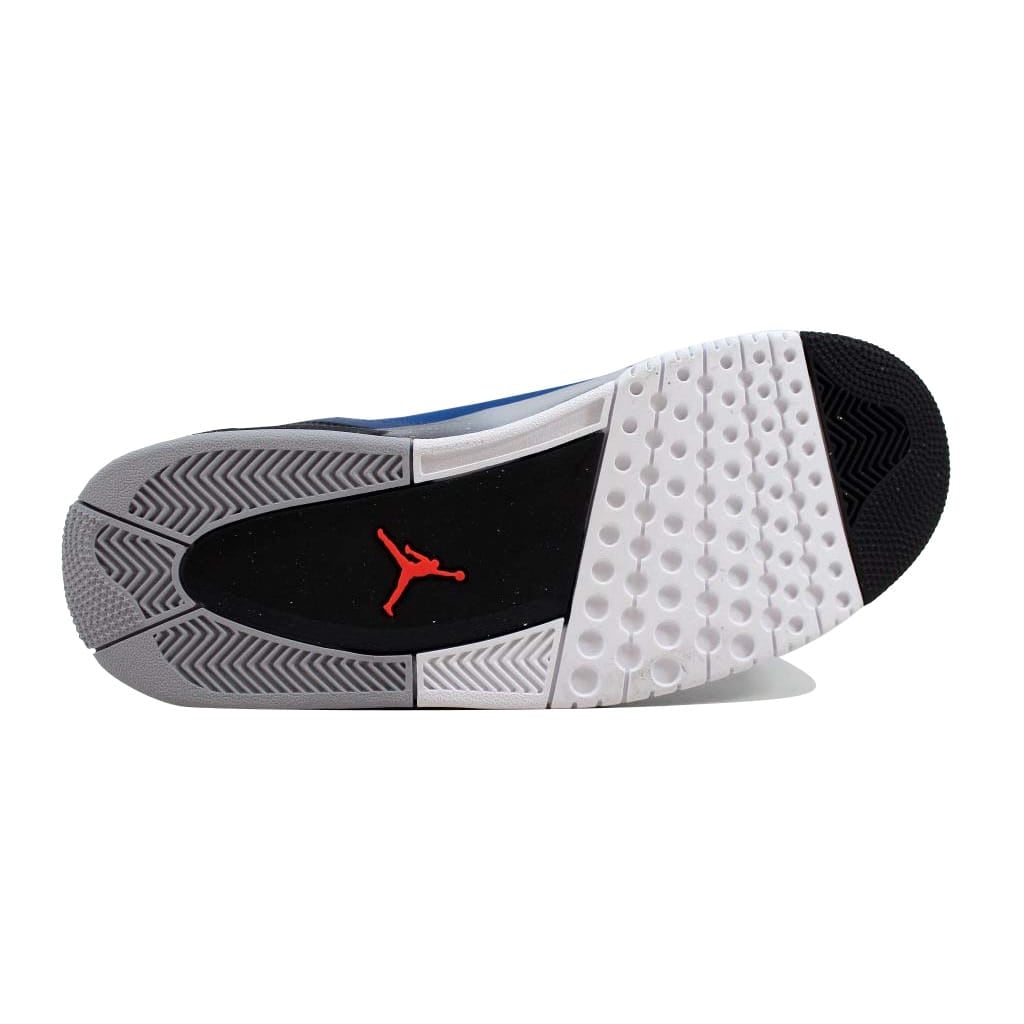 san francisco 65317 1d3a9 Shop Nike Men s Air Jordan Flight Origin 2 French Blue Infrared 23-Black-Wolf  Grey705155-420 - Free Shipping Today - Overstock - 22360618