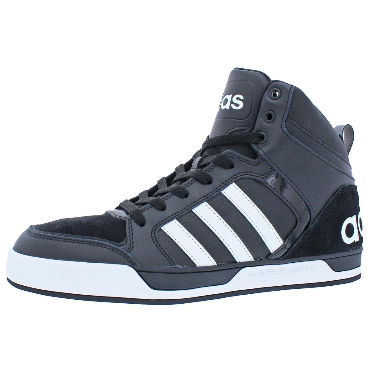 4575c9d3a01e Shop Adidas Mens Raleigh 9TIS Mid Basketball Shoes Performance Cloud ...