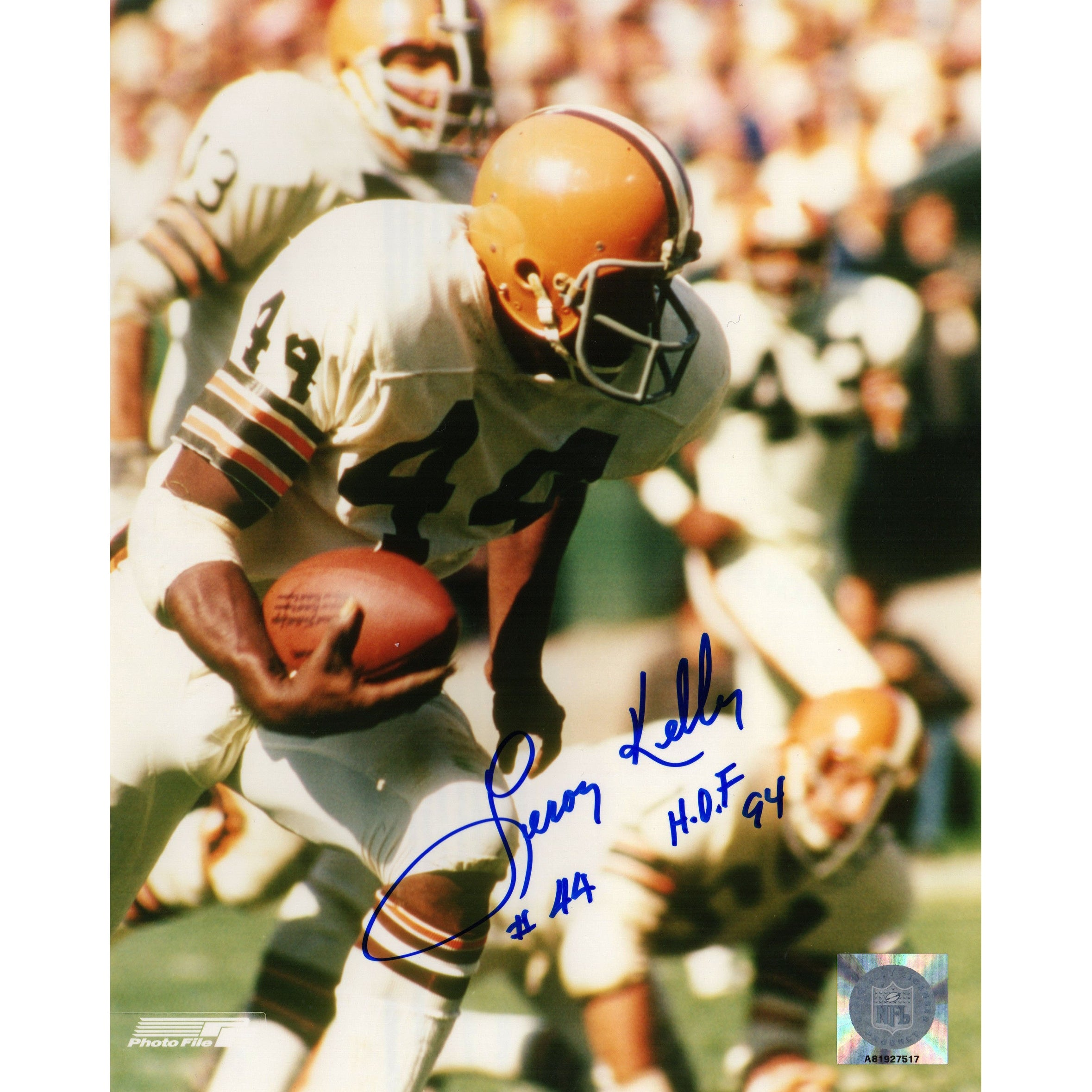 2023880b6 Shop Leroy Kelly Browns Action 8x10 Photo wHOF94 - Free Shipping Today -  Overstock - 20534707