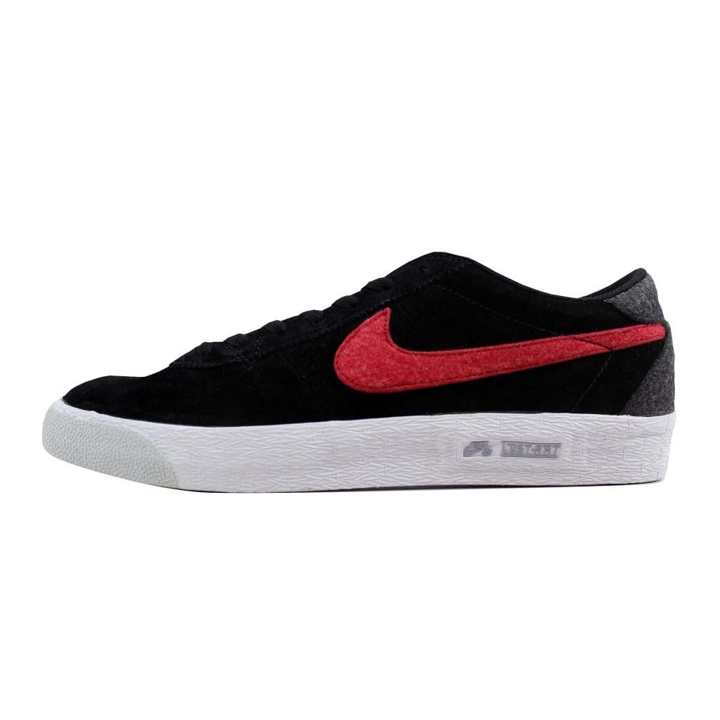 sports shoes 86cda b4954 Shop Nike Men s Bruin SB Premium SE QS Black Metallic Gold-White-Gum Light  Brown Lost Art 716814-071 Size 11.5 - Free Shipping Today - Overstock -  22340562