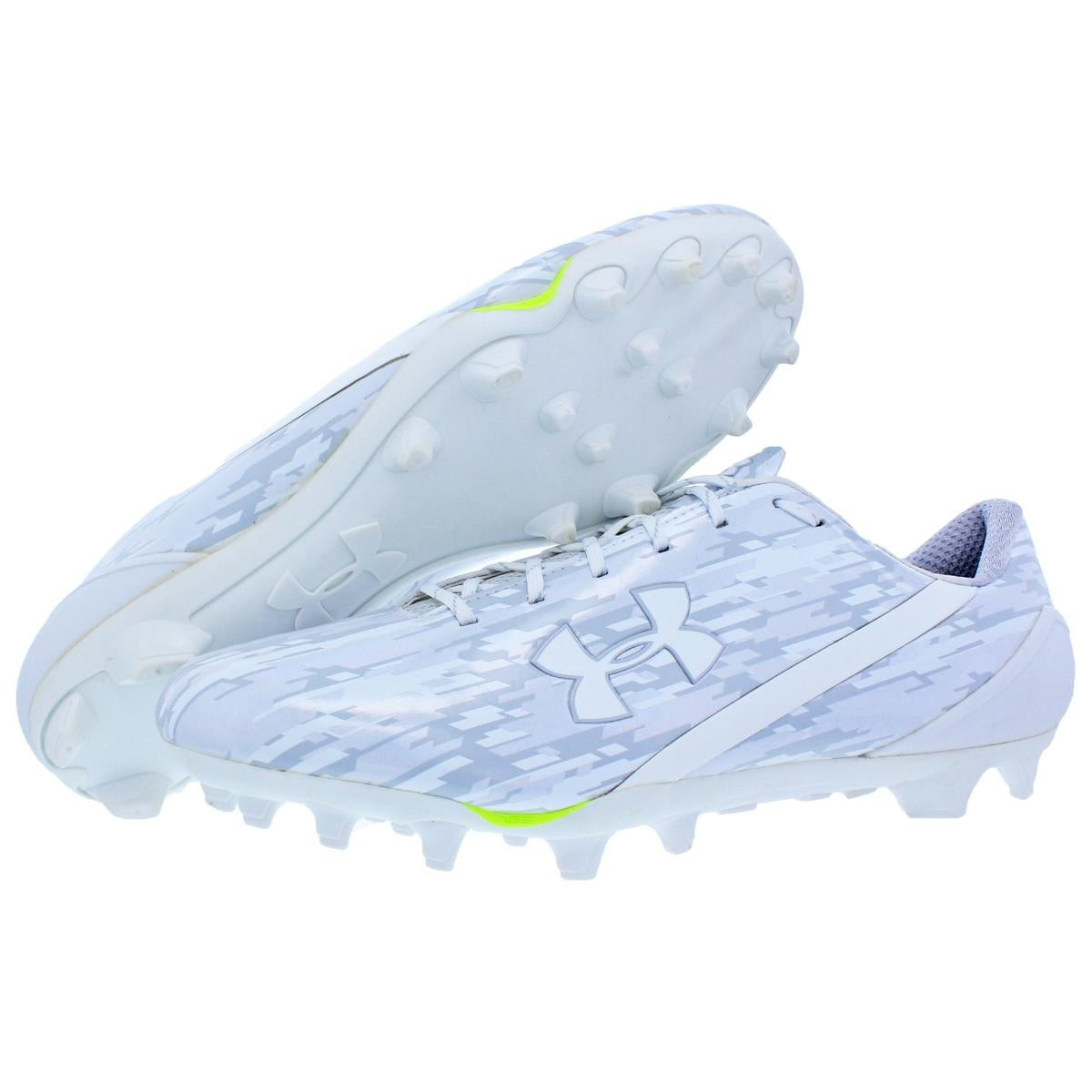 b58c0e5b4158 Shop Under Armour Mens Spotlight LE Cleats Football SpeedForm - Free  Shipping On Orders Over $45 - Overstock - 22320550
