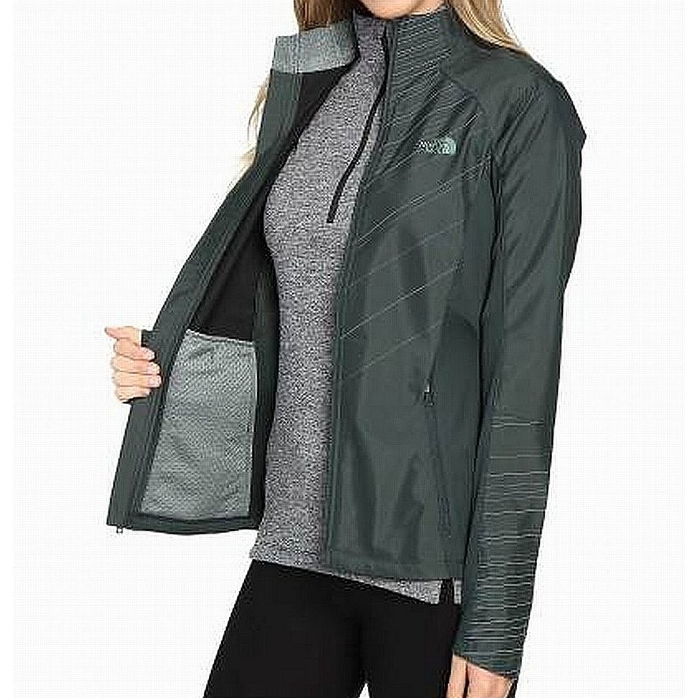 d761f99c1 The North Face Green Spruce Womens Size Medium M Isotherm Jacket