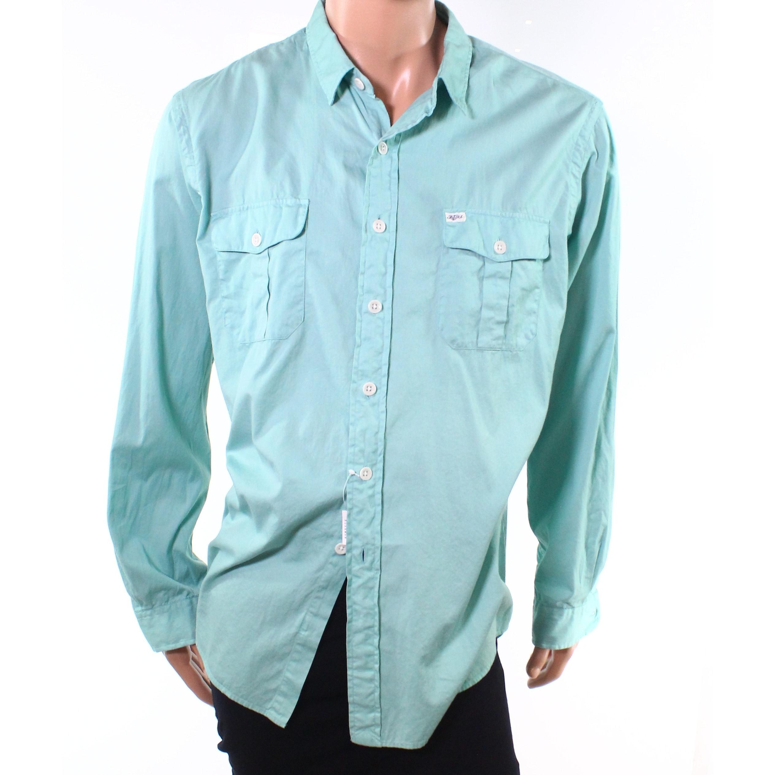 fe35cde5 Mens Twill Shirts Button Down | Top Mode Depot
