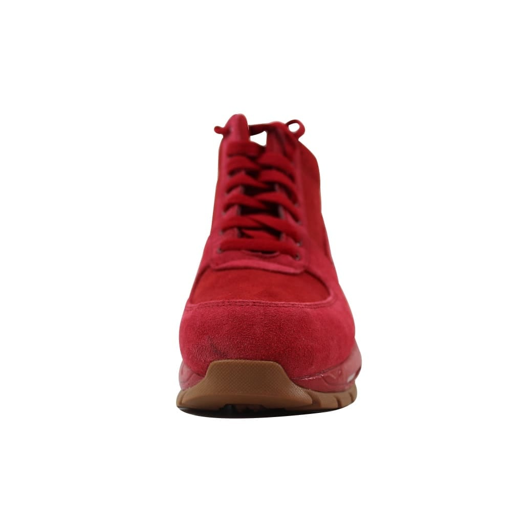 8f60a654b9 Shop Nike Grade-School Air Max Goadome Gym Red/Gym Red-Gum Medium Brown  311567-602 - Free Shipping Today - Overstock - 20617739