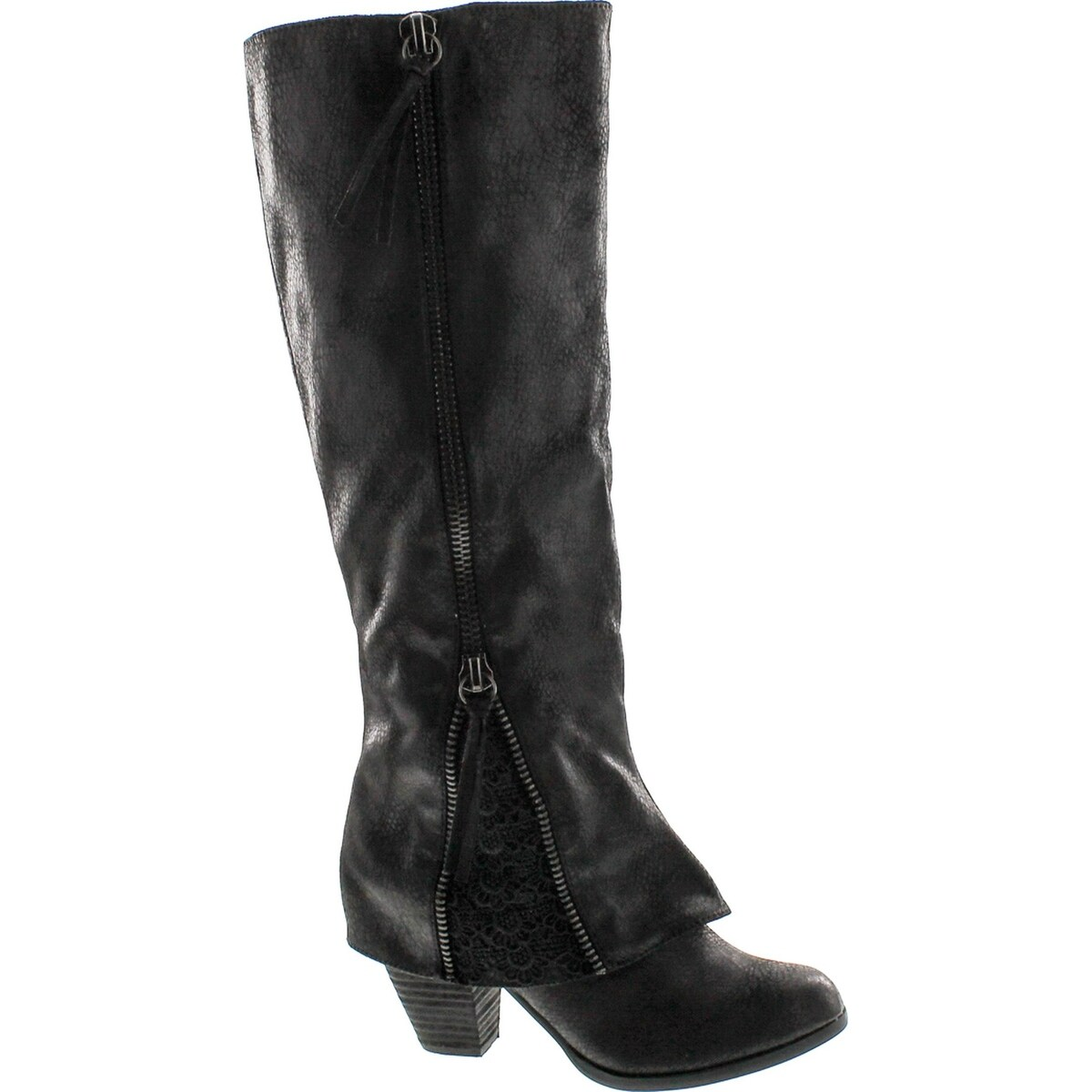 72d28cb7c6c7 Shop Not Rated Women s Sassy Classy Winter Boot - Black - Free ...
