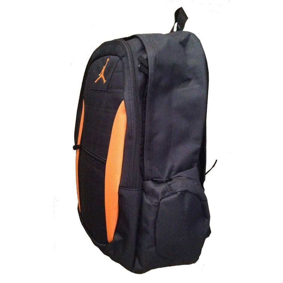 e8e6de662f Shop Nike Jordan Jumpman 23 Grid 2-Strap School Backpack 9A1137 - Free  Shipping On Orders Over  45 - Overstock - 22544883