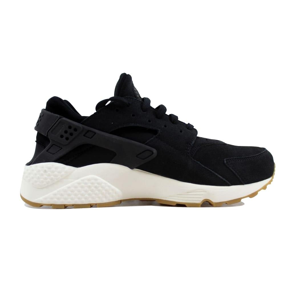 122d8dda8c34 Shop Nike Women s Air Huarache Run SD Black Deep Green-Sail AA0524-001 -  Free Shipping Today - Overstock - 22340269