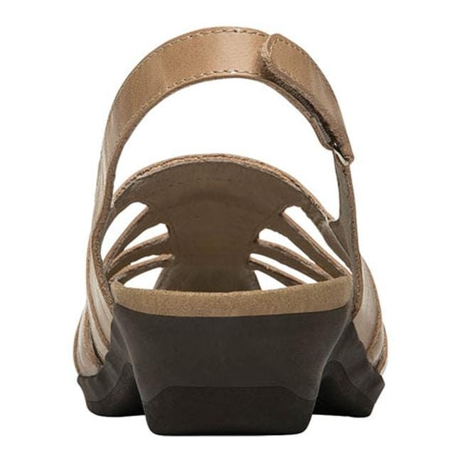 1389278a56b9 Shop Propet Women s Alisha Oyster Leather - Free Shipping Today - Overstock  - 9921501