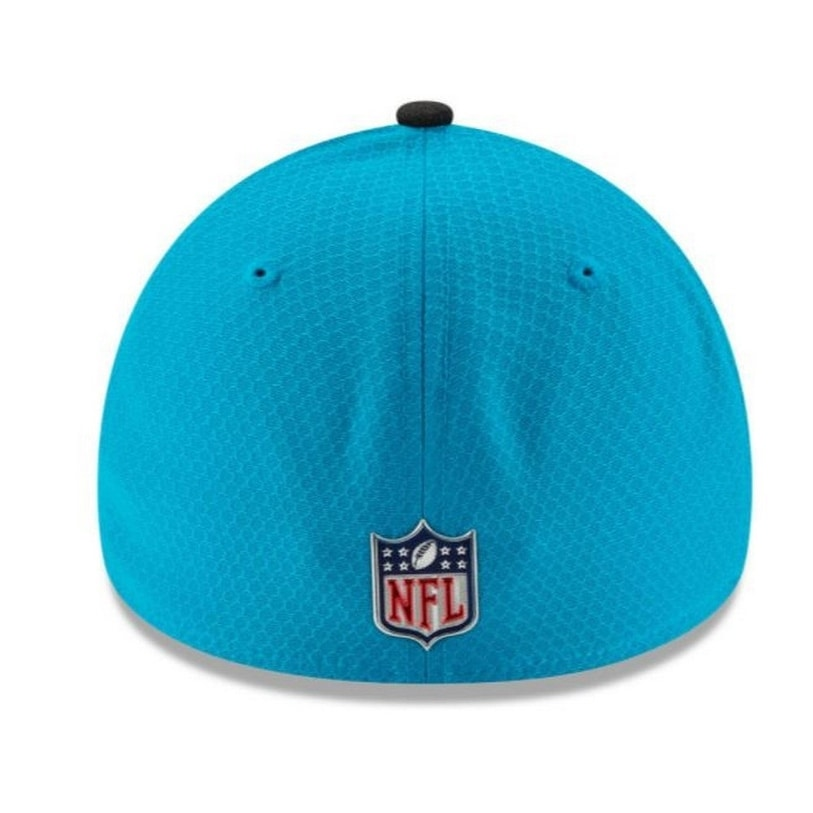 1ae58b369460a Shop New Era Carolina Panthers Baseball Cap Hat NFL 2017 Sideline 39Thirty  11462144 - Free Shipping On Orders Over  45 - Overstock.com - 17762079