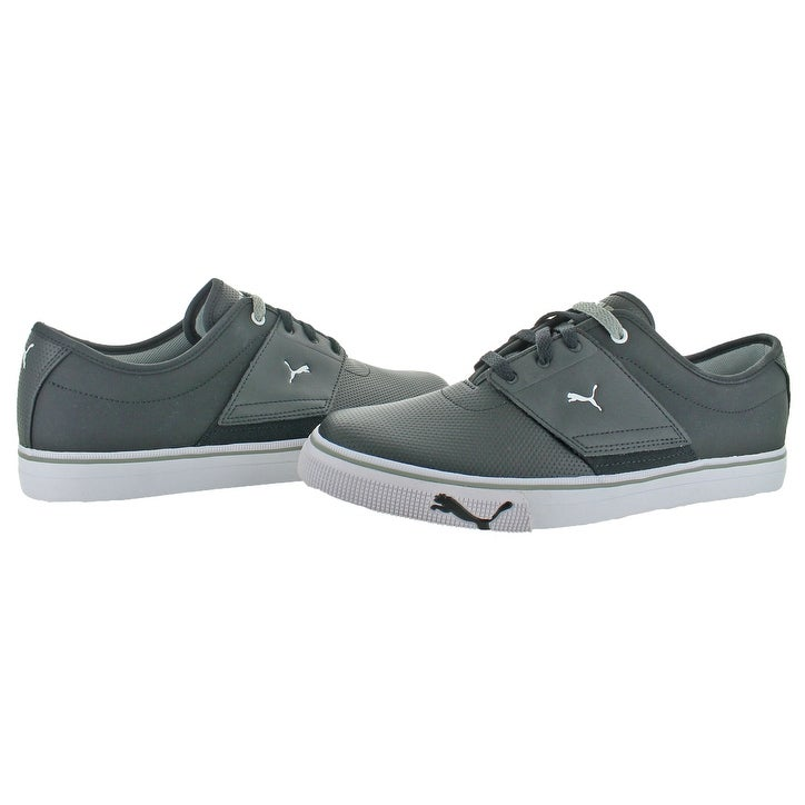 Shop Puma El Ace Core Men s Lace-Up Fashion Sneakers Shoes - Free Shipping  On Orders Over  45 - Overstock - 19790211 de7a59d10