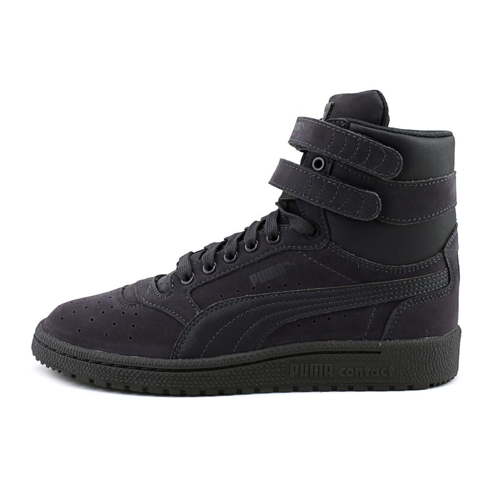 4d7bc754410e Shop Puma Sky II Hi Youth Round Toe Suede Gray Sneakers - Free Shipping On  Orders Over  45 - Overstock - 16003575