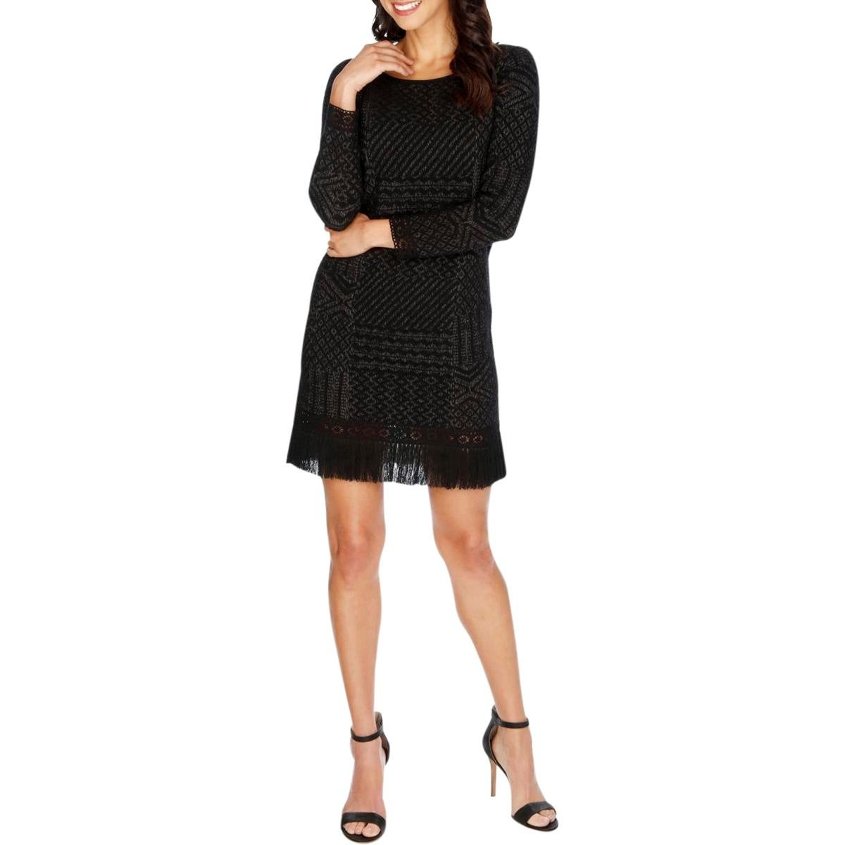 df66095573 Shop Lucky Brand Womens Sweaterdress Workwear Casual - Free Shipping On  Orders Over  45 - Overstock - 20007801