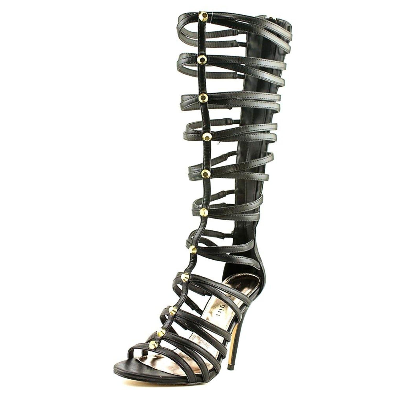 5cd56be0dd5a Shop Madden Girl Women s Brazennn Gladiator Sandal - Free Shipping On  Orders Over  45 - Overstock - 14524792