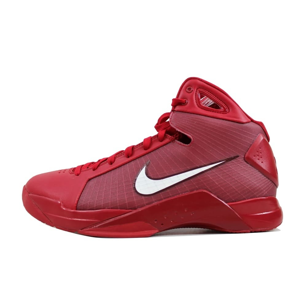 47905f860c2 Shop Nike Hyperdunk  08 Gym Red White-Team Red 820321-601 Men s - On Sale -  Free Shipping Today - Overstock - 22340397