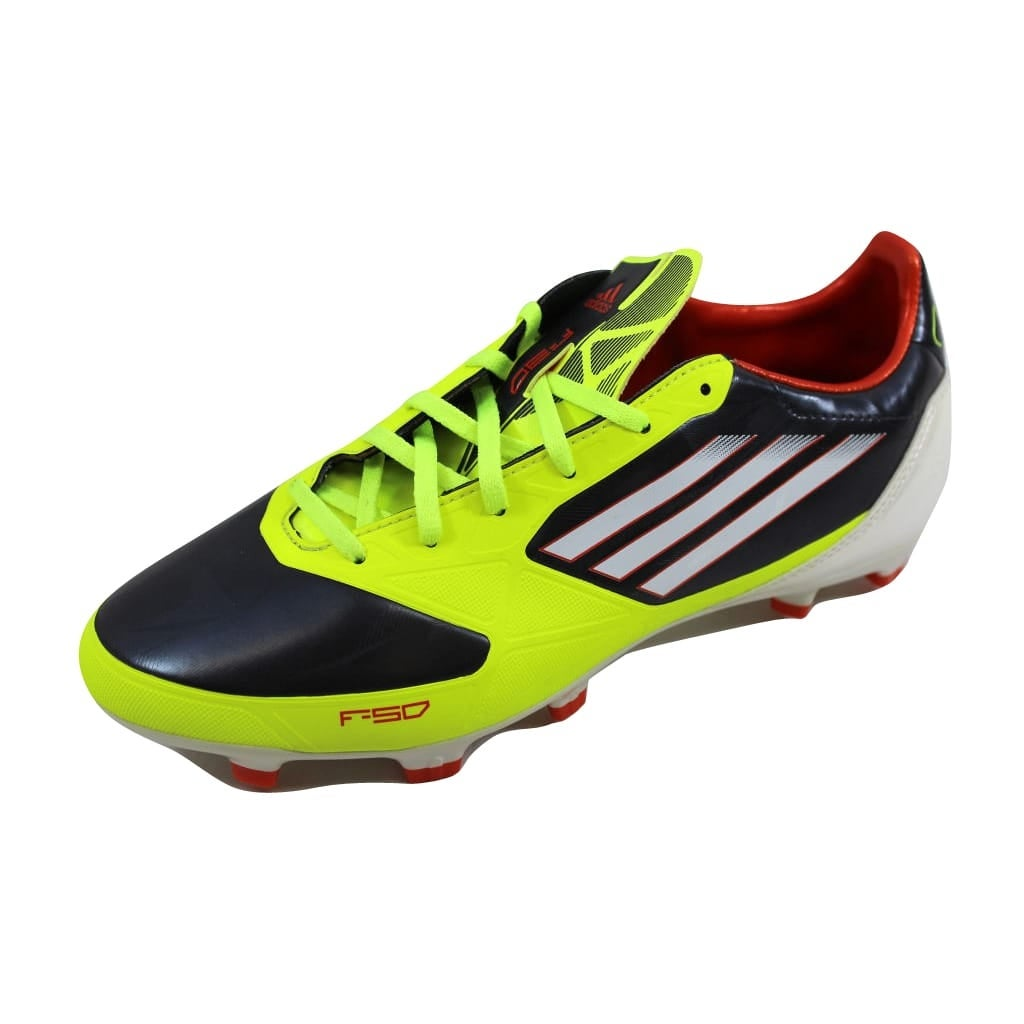 87c2730908f8 Shop Adidas F30 TRX Fg SYN Phantom/Electric Green V22562 Men's - On Sale -  Free Shipping Today - Overstock - 21893899