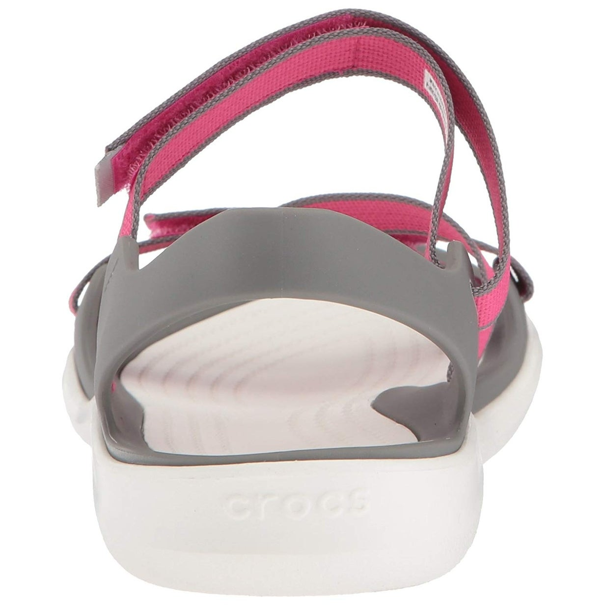 7c2b2f26c7f2 Shop Crocs Women s Swiftwater Webbing Sandal - Free Shipping On Orders Over   45 - Overstock - 22342589