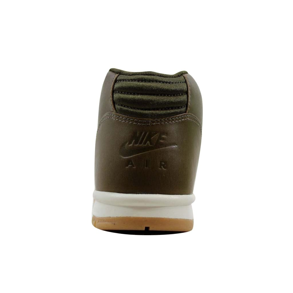 reputable site 0b84f 71aff Shop Nike Men s Air Trainer 1 Mid Dark Loden Dark Loden-Gum Light Brown  Olive 317554-300 Size 8.5 - On Sale - Free Shipping Today - Overstock.com -  22340504