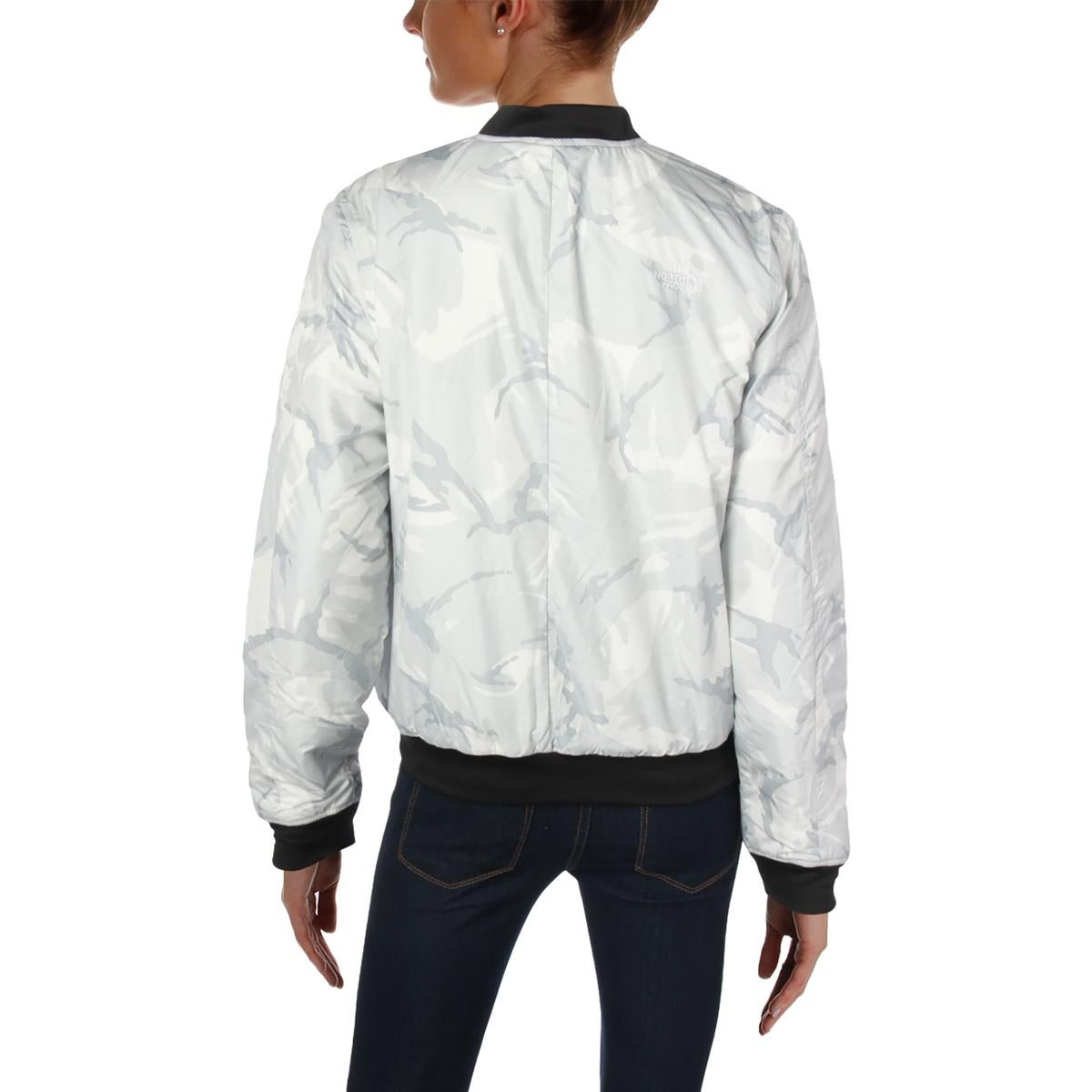 Shop The North Face Womens Barstol Bomber Jacket Winter Coat - Free  Shipping Today - Overstock - 23589577 06177ace3