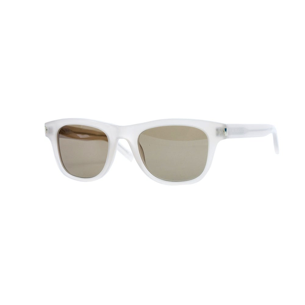 453931824ab Shop Saint Laurent Womens Classic 2 12E Lense Light Pink Sunglasses - Free  Shipping Today - Overstock - 17676572