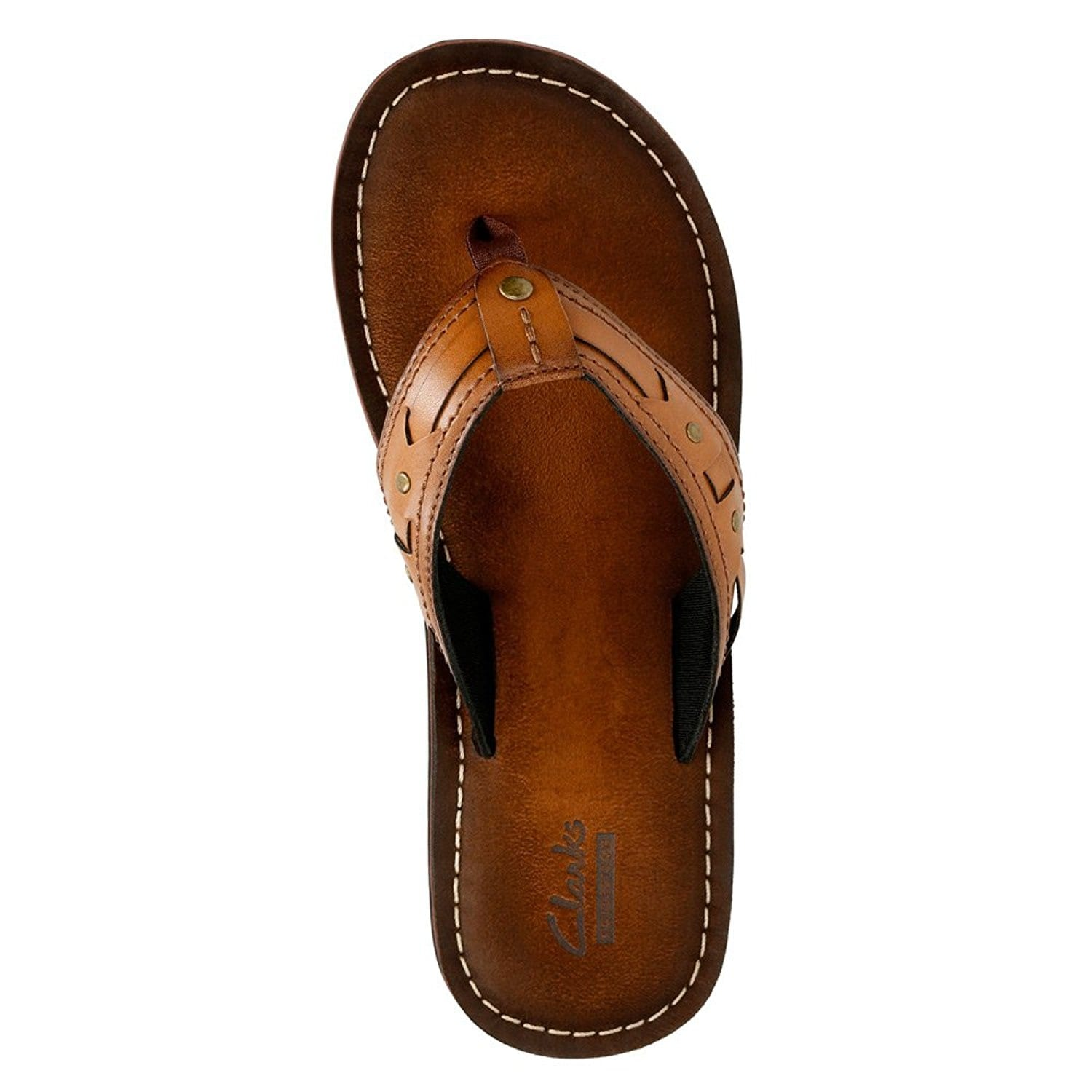 20590eee5e3 Shop CLARKS Womens Fenner Flair Open Toe Casual - Free Shipping On Orders  Over  45 - Overstock - 17036551