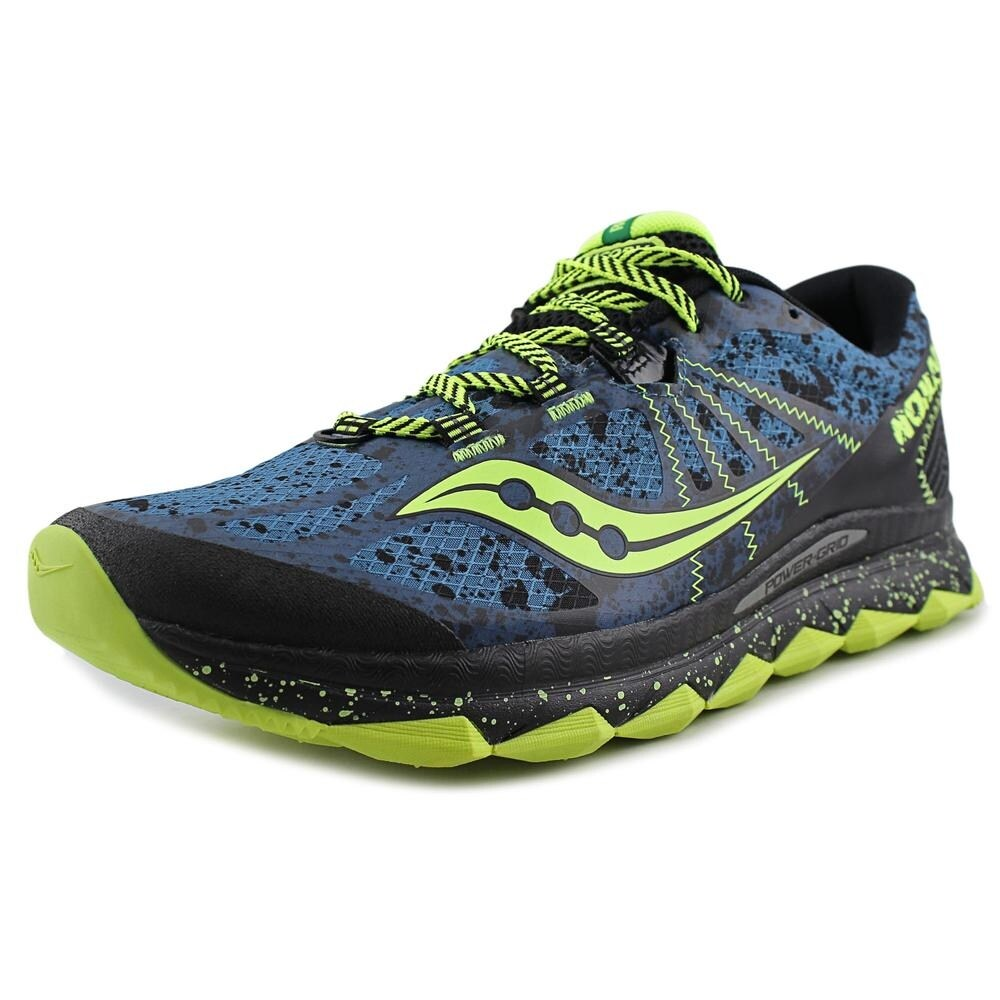 eaf5abf59c48 Shop Saucony Nomad TR Men Round Toe Synthetic Blue Running Shoe - Free  Shipping On Orders Over  45 - Overstock.com - 15201206