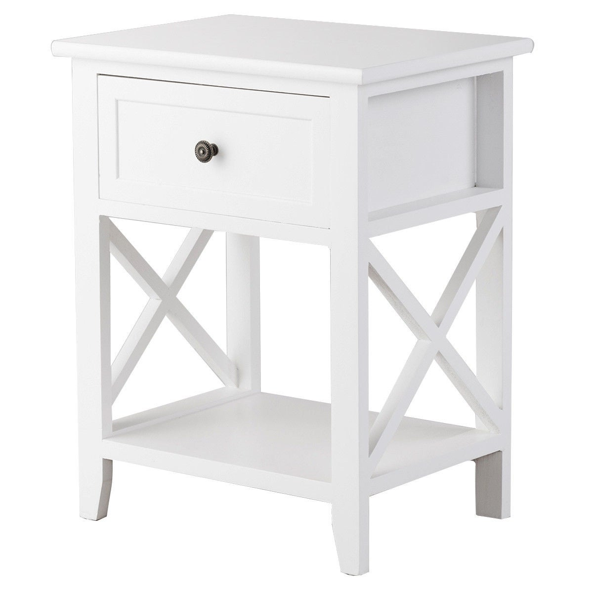 Dmitry End Table With Storage