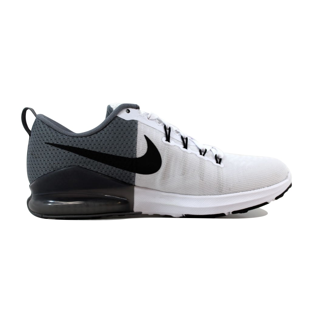 cf2b92608f7d Shop Nike Men s Zoom Train Action White Black-Cool Grey 852438-100 - Free  Shipping Today - Overstock - 21141297