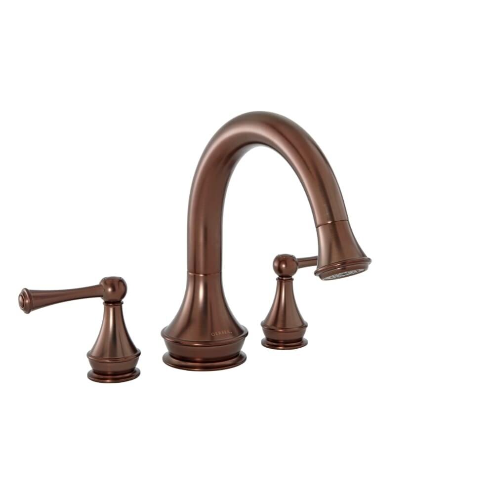 Shop Gerber G8-309 Carol Stream Deck Mounted Roman Tub Faucet Trim ...