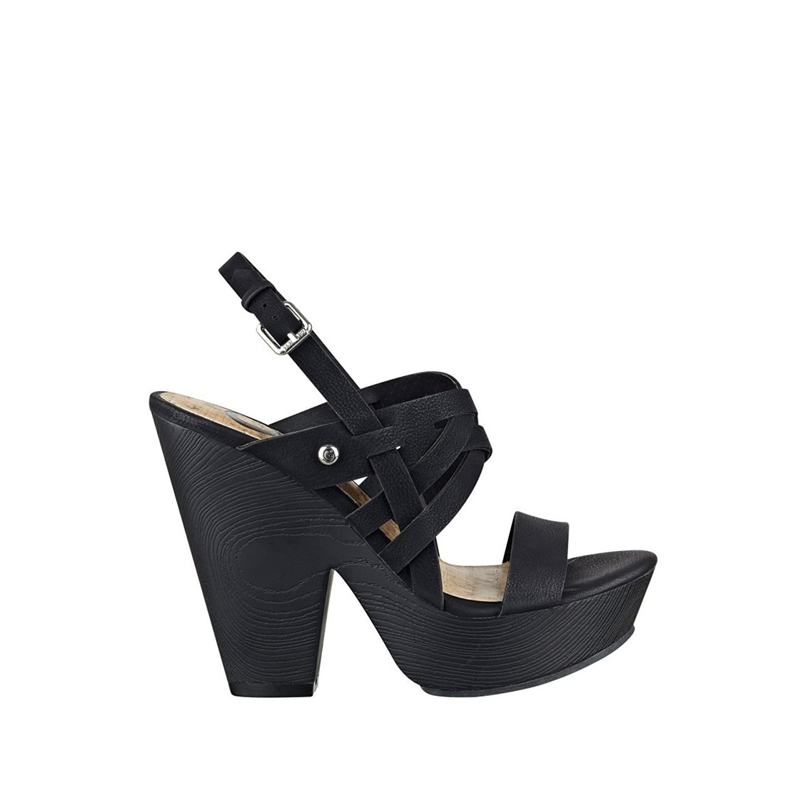 fb343416d1c597 Shop G by Guess Womens Saint Open Toe Casual Platform Sandals - Free  Shipping On Orders Over  45 - Overstock - 14778751