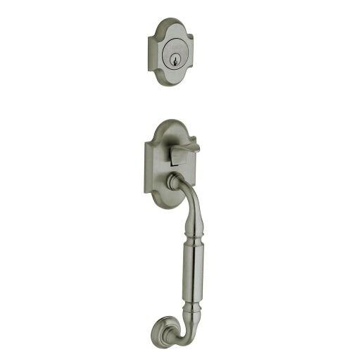 Baldwin 85305.ENTR Canterbury Single Cylinder Sectional Entryset ...