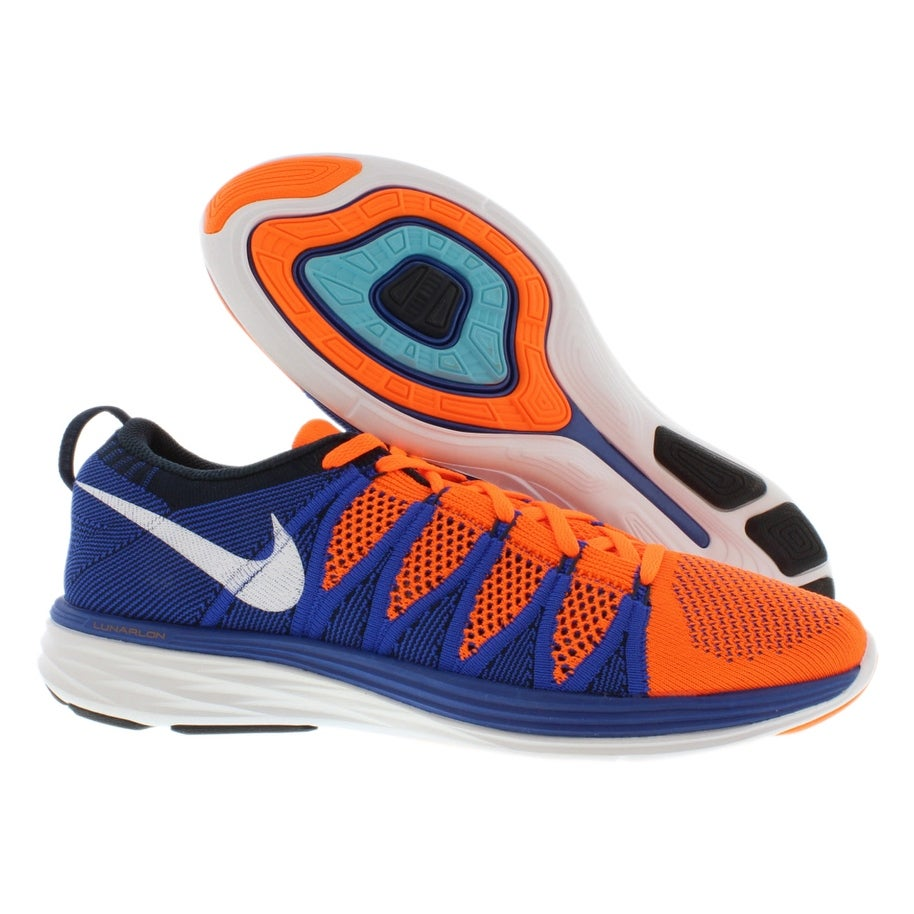 quality design 4b6f4 2e77f Shop Nike Flyknit Lunar 2 Running Men s Shoes - 8.5 D(M) US - Free Shipping  Today - Overstock - 27731893