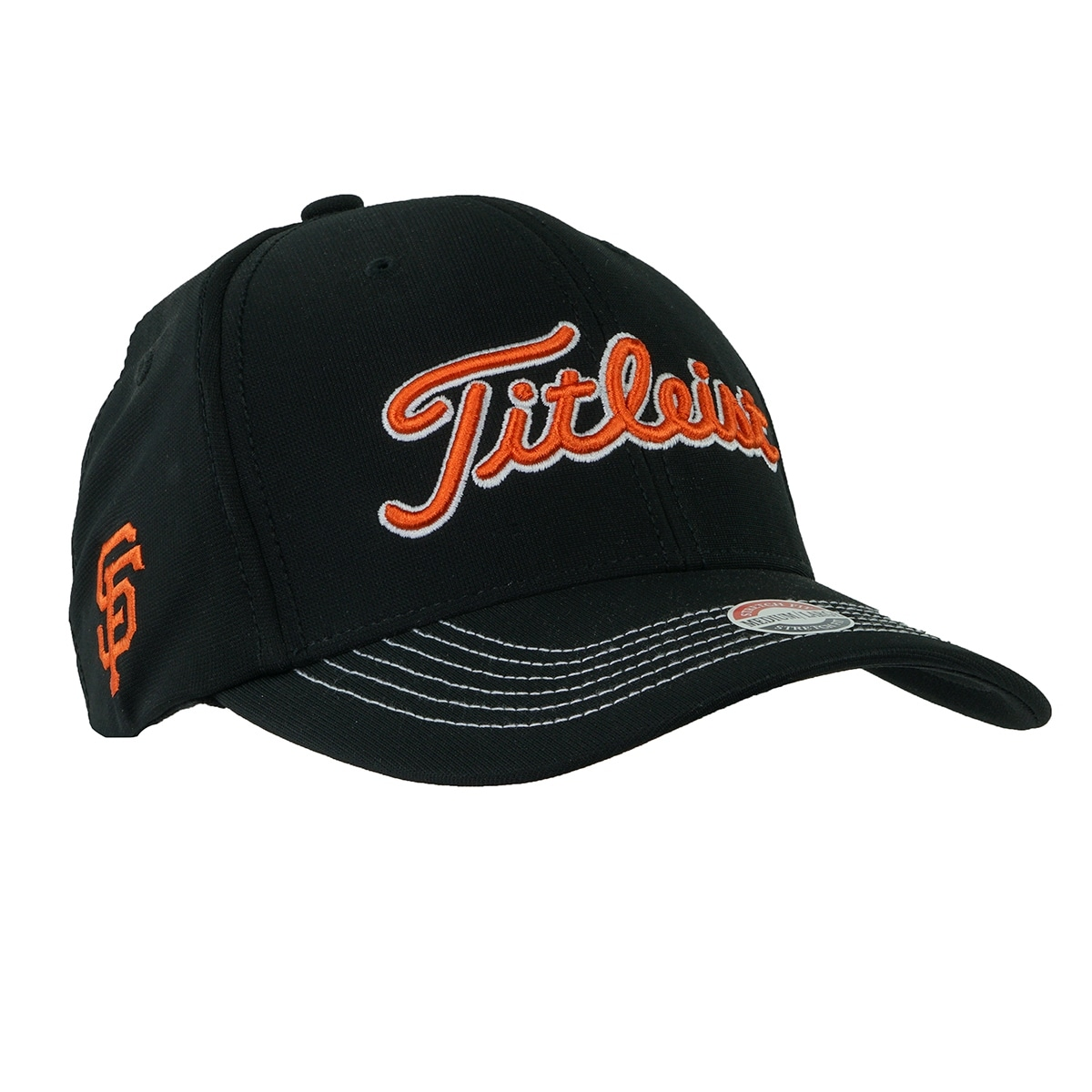 Shop Titleist Men s Professional Performance Hat Giants - Black Orange -  M L - Free Shipping On Orders Over  45 - Overstock.com - 25669335 9ad6d879860