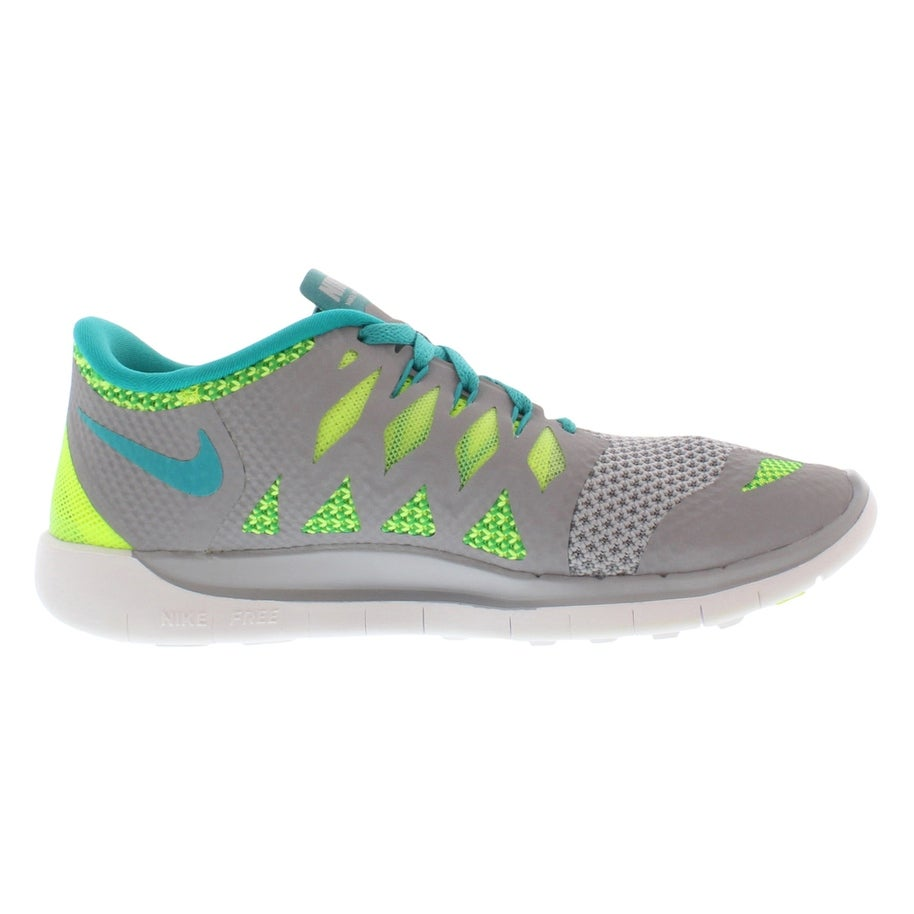 81f5f007866 Shop Nike Free 5.0 Gradeschool Girl s Shoes - 6 M - On Sale - Free Shipping  Today - Overstock.com - 22163635