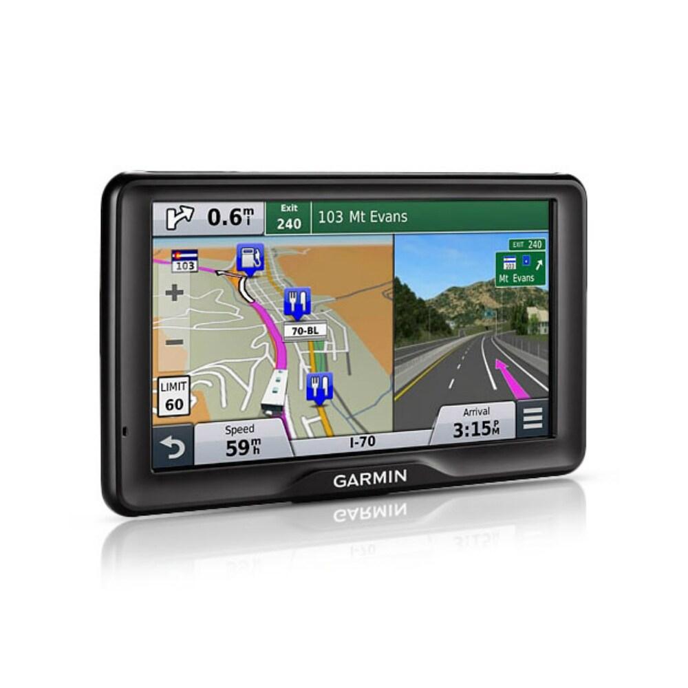 Garmin RV 760LMT GPS Vehicle Navigation System w/ Free Lifetime Map Updates  & FM Traffic Included