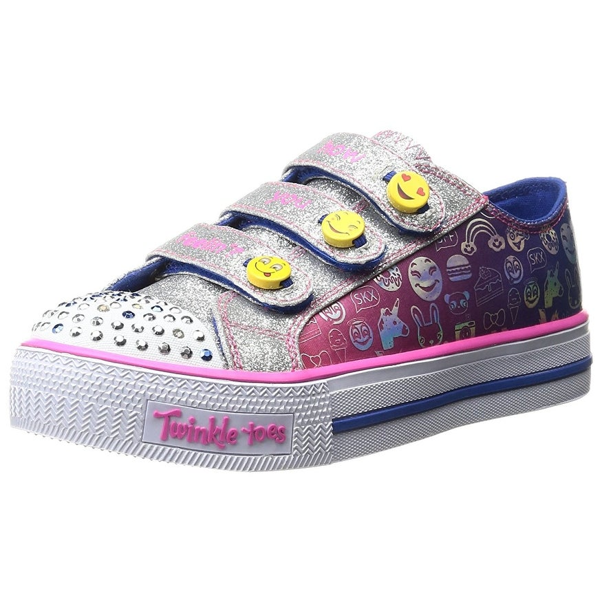 Skechers Twinkle Toes: Chit Chat Prolifics Light Up Sneaker 3