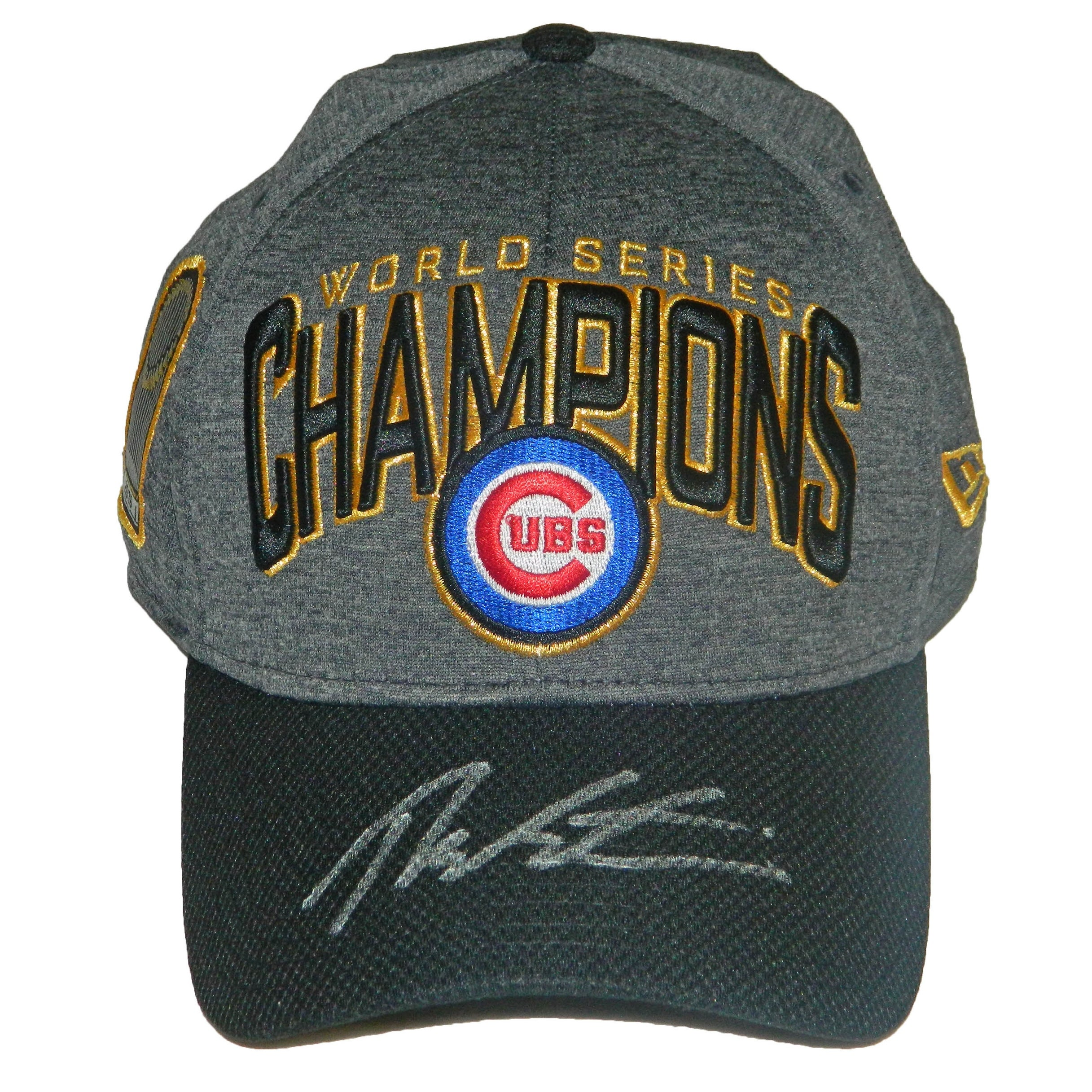 e0fc8fb8ffa2b Shop Theo Epstein Chicago Cubs 2016 World Series Champions New Era Locker  Room Hat - Free Shipping Today - Overstock - 17974592