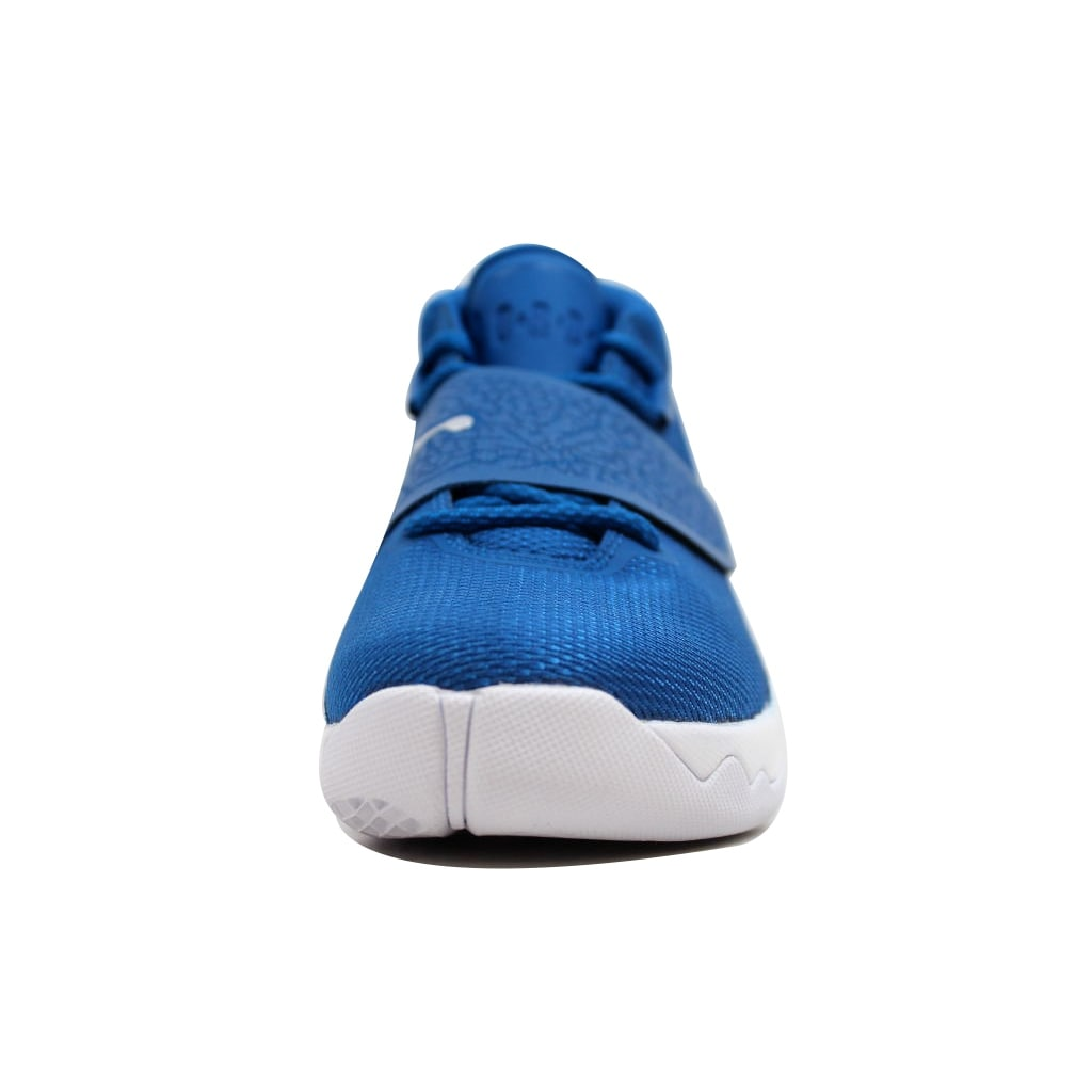 eadb1db4d03 Shop Nike Air Jordan Super Fly 5 PO Team Royal/Metallic Silver 881571-406  Men's - Free Shipping On Orders Over $45 - Overstock - 20139459
