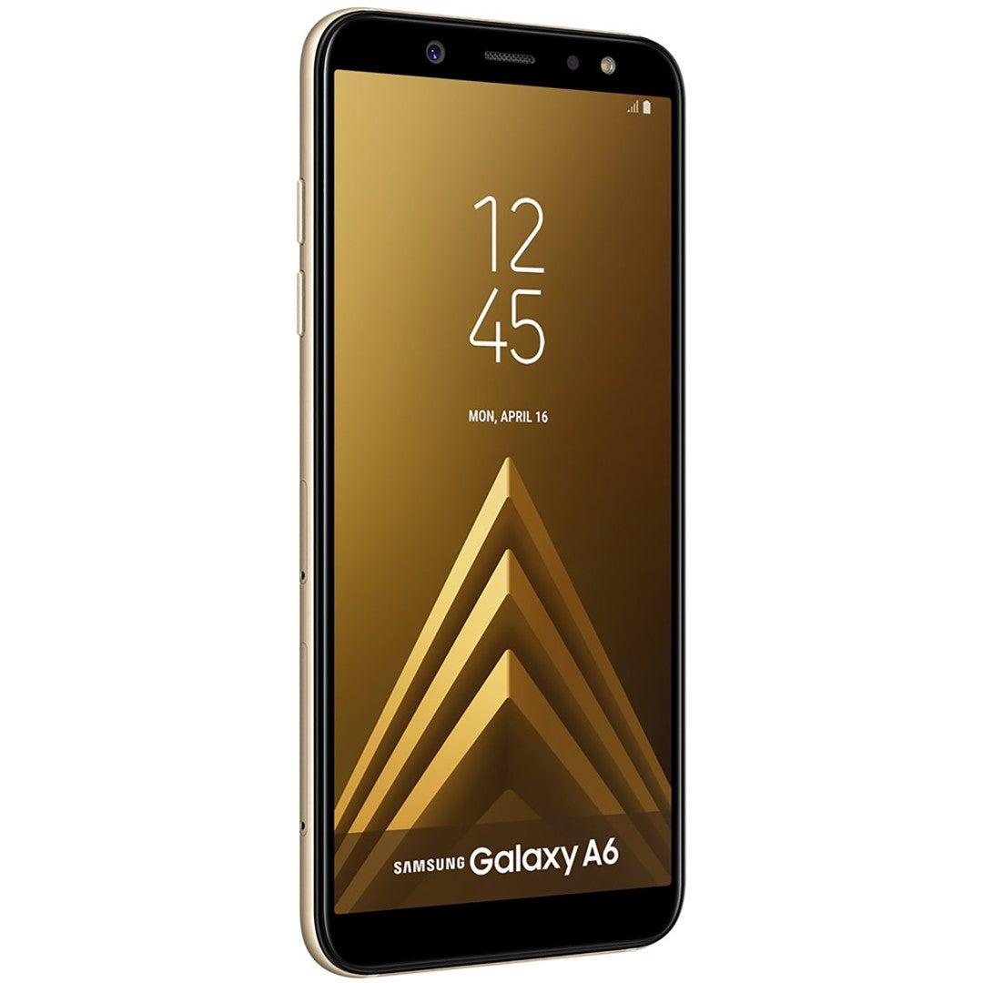 Shop Samsung Galaxy A6 2018 A600 32GB Unlocked GSM Dual SIM Phone W 16MP Rear