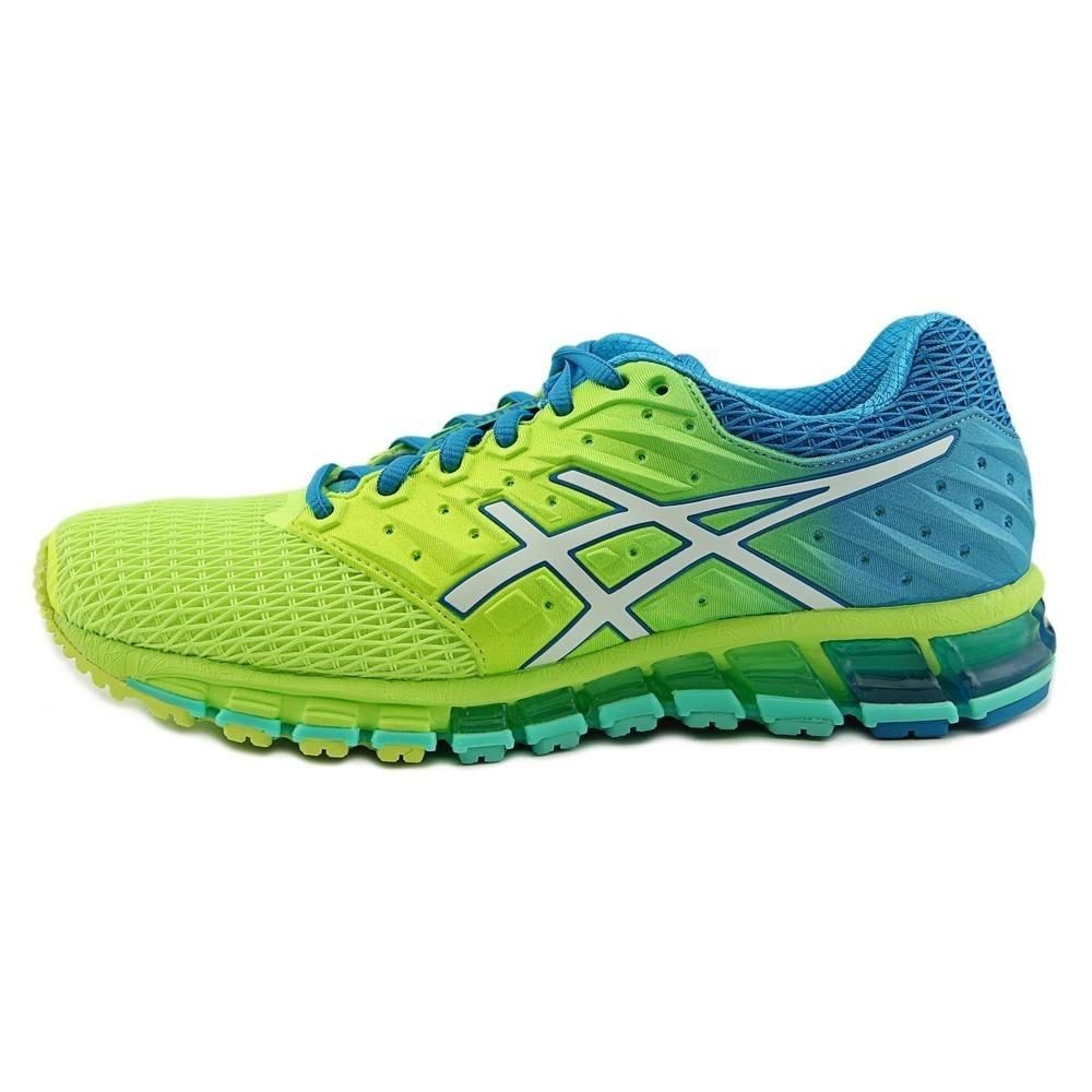 df62359f0f41df ... Shop Asics Gel-Quantum 180 2 Women Round Toe Synthetic Green Running  Shoe - Free  Seashell Pink ...