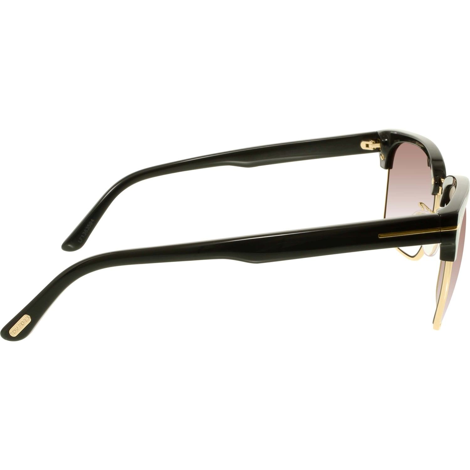 48c46b3ae9 Shop Tom Ford Men s Polarized FT0367-01D-57 Black Square Sunglasses - Free  Shipping Today - Overstock - 18901237