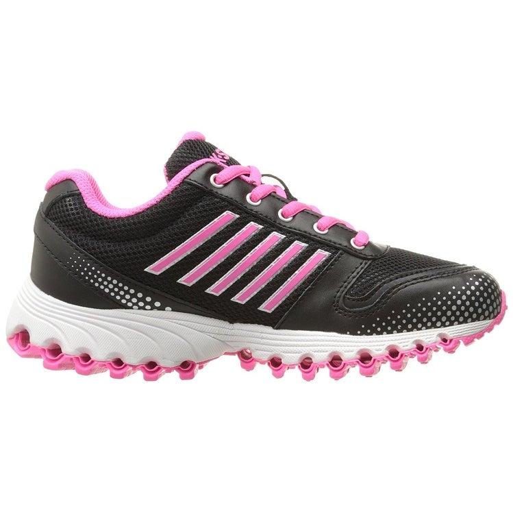 K-Swiss Womens X-160 VARSITY LOW Low Top Lace Up Running Sneaker TmWBInb8