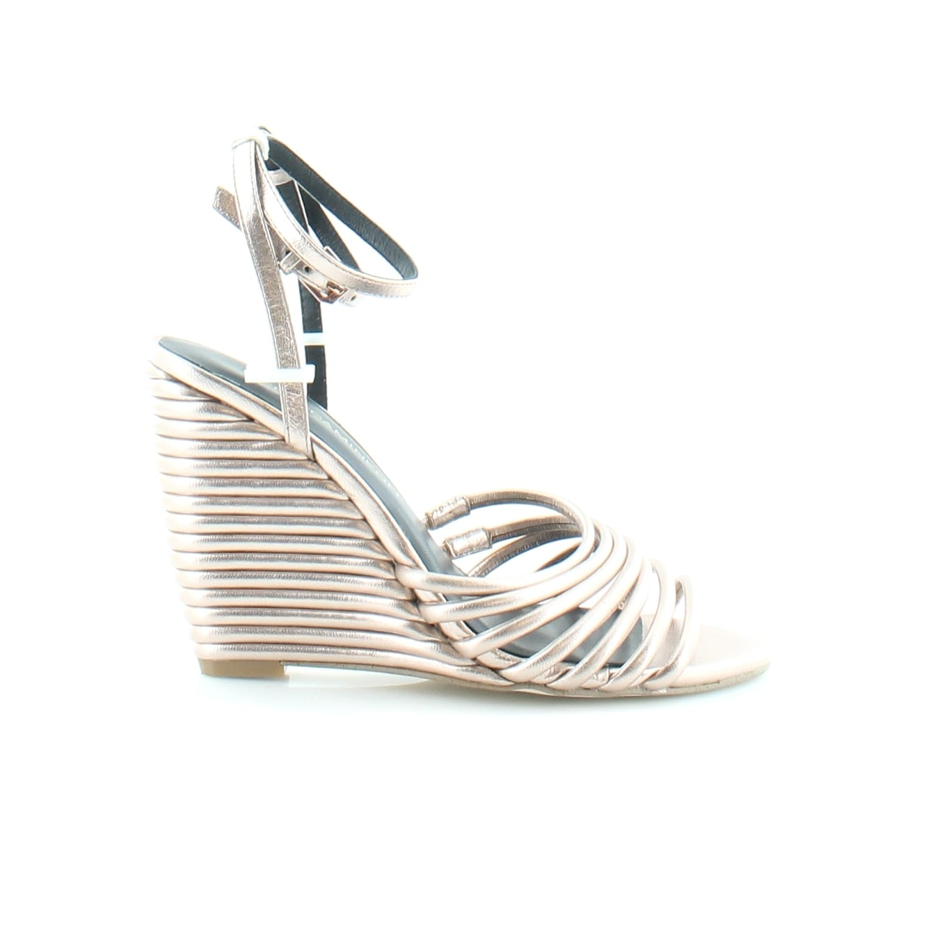 0a529e3f7f5ae Shop Rebecca Minkoff Savannah Women s Heels Rose Gold Metallic - Free  Shipping On Orders Over  45 - Overstock - 21551197