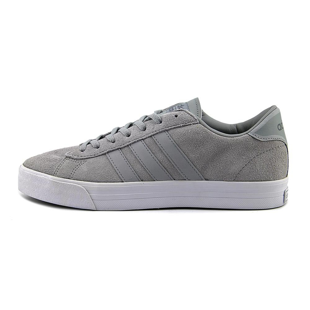 f75f365245c Shop Adidas Neo Cloudfoam Super Daily Men Round Toe Suede Gray Sneakers -  Free Shipping On Orders Over  45 - Overstock - 17983598