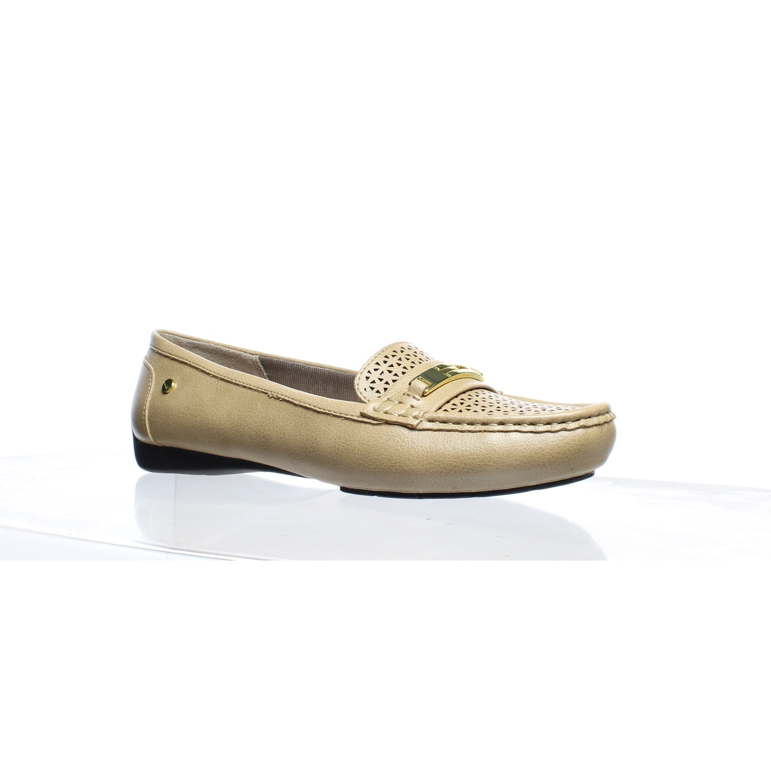 e225d8358a9 Shop LifeStride Womens Viva 2 Sand Loafers Size 9.5 - Free Shipping Today -  Overstock - 27986401